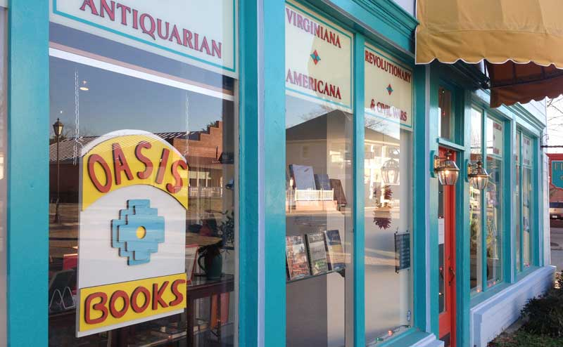 oasis book store in Gloucester