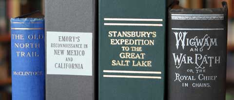 Western American Books